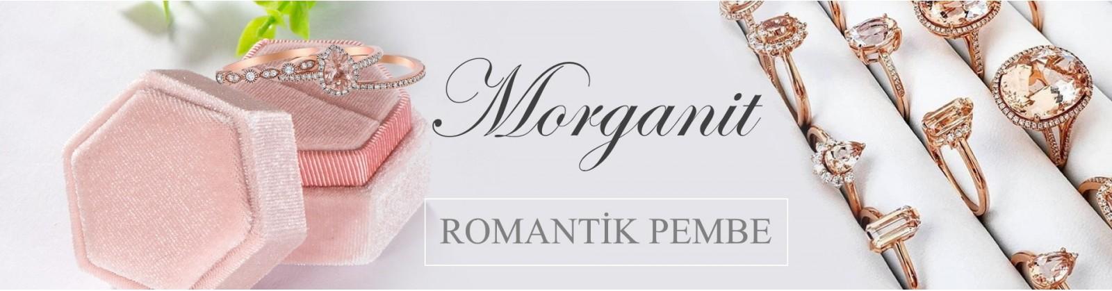 Morganit Taşlı Yüzük