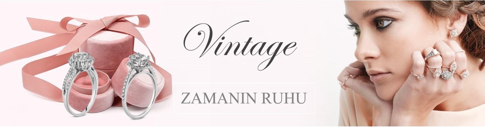 Vintage Yüzük Modelleri
