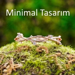 minimal yüzük modelleri
